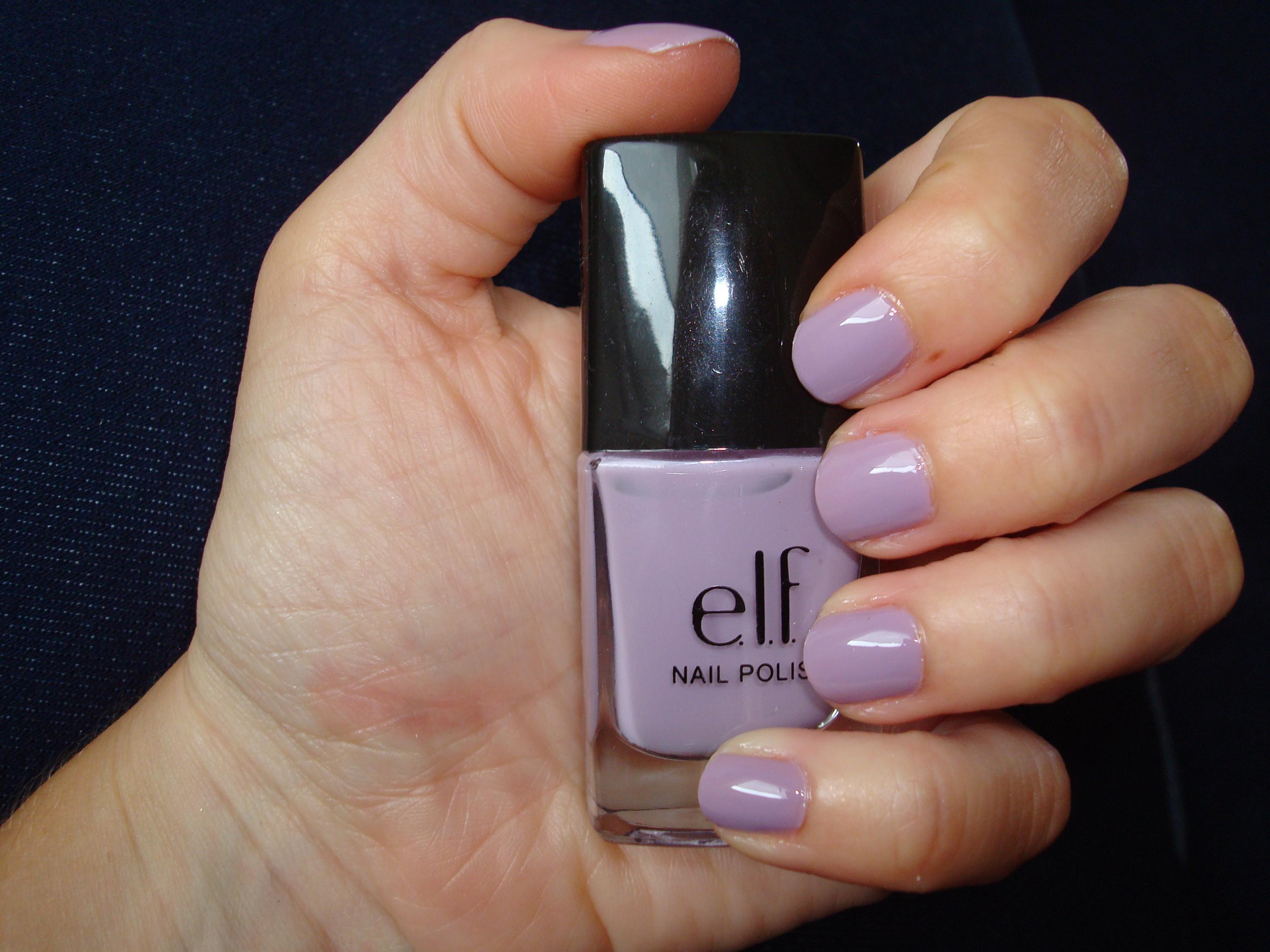 New ELF Nail Polish   Beauty Chic&Cheap