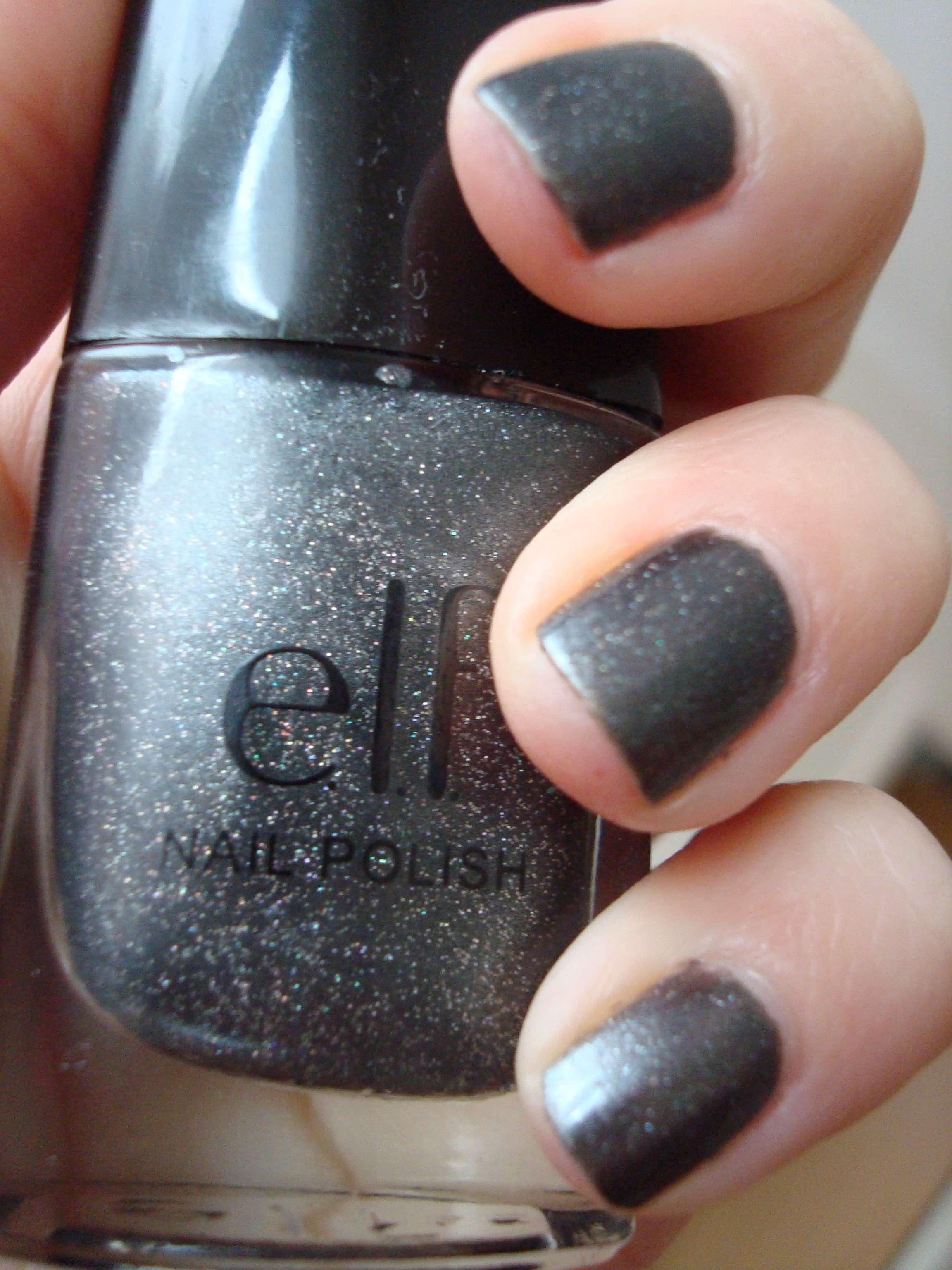 My new favourite nail polish: ELF\'s Metal Madness! | Beauty Chic&Cheap